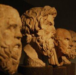 Anaksymenes woczach komentatorów – określanie problematyki, poglądu, postawy filozofa