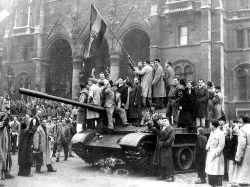 Powstanie węgierskie (1956)
