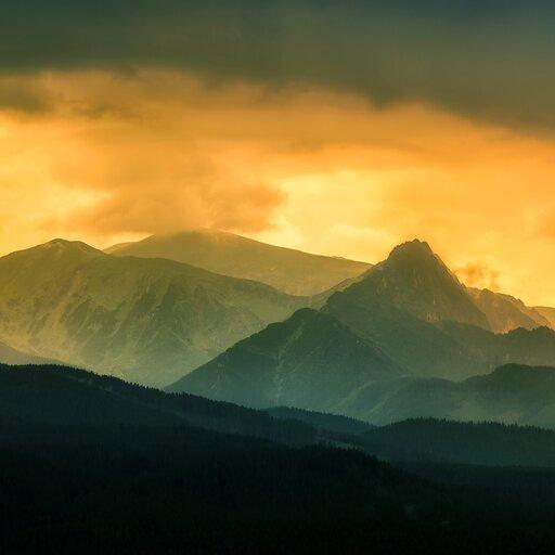 Wizje górskiego krajobrazu wwierszach Jana Kasprowicza