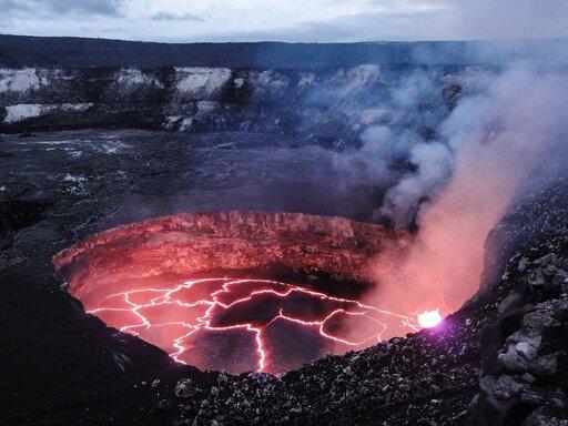 Produkty erupcji wulkanicznych