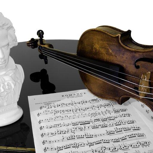 Dramat inamiętność wmuzyce Beethovena