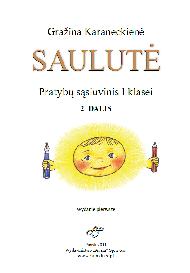 Zeszyt ćwiczeń do kształcenia zintegrowanego wjęzyku litewskim cz.2