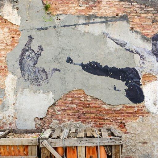 Sztuka przestrzeni społecznej — graffiti jako sztuka ulicy