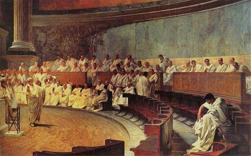 Literatura ifilozofia. Prawo rzymskie