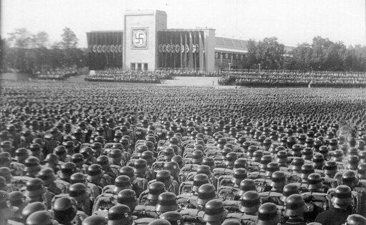 Wielkie inwestycje iwielkie projekty. Gospodarka ikultura niemiecka pod rządami nazistów
