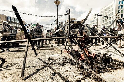 Skutki konfliktów zbrojnych