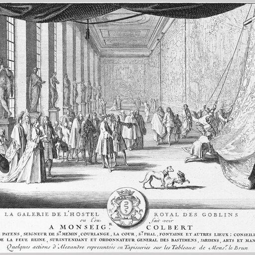 Gospodarka wsłużbie monarchii absolutnej