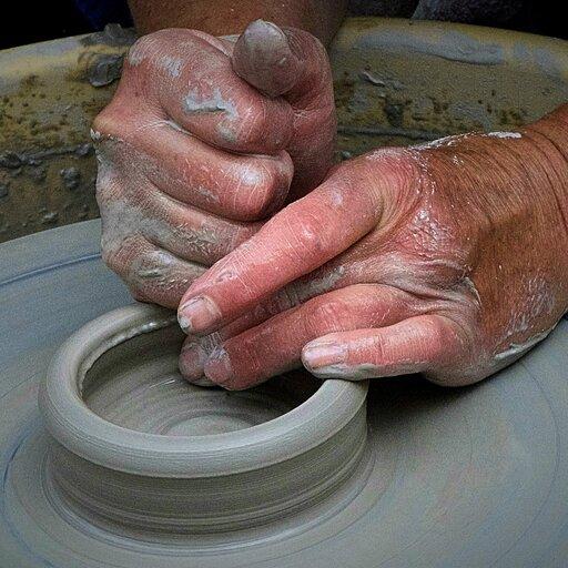 Ceramika – tradycja iwspółczesność, część I