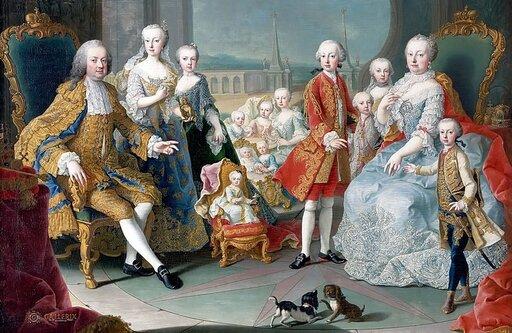 Absolutyzm oświecony. Rządy Marii Teresy iJózefa II