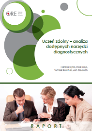 Uczeń zdolny – analiza dostępnych narzędzi diagnostycznych.