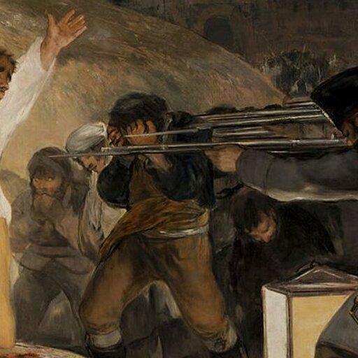 """Francisco de Goya yLucientes – malarz o""""gwałtownych kontrastach, okropnościach natury, fizjonomiach ludzkich dziwacznie zezwierzęconych pod wpływem okoliczności""""  (Charles Baudelaire)."""