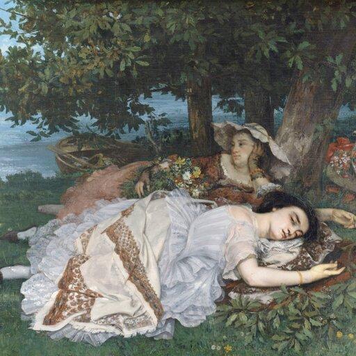 Pokażcie mi anioła to go namaluję! Realizm Gustave'a Courbeta