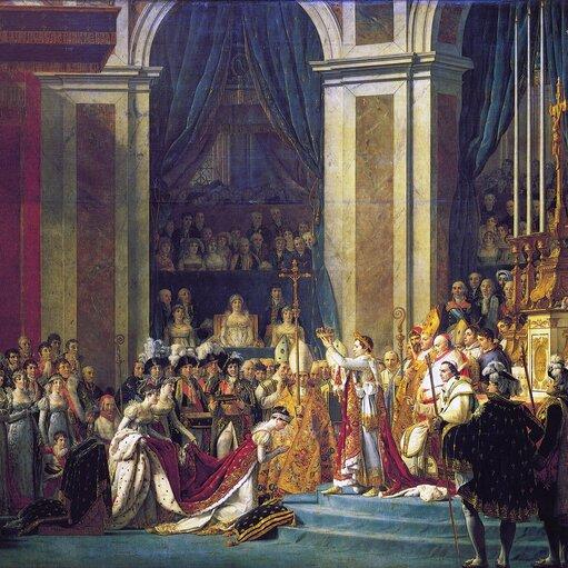 Bogowie iwładcy. Jakie tematy interesowały malarzy okresu klasycyzmu?