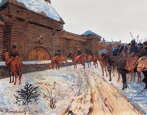 Mongołowie iich podboje. Podbój Rusi
