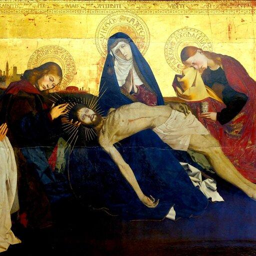 Dwie Maryje… Wyobrażenie Matki Bożej w<i>Bogurodzicy</i> iw<i>Lamencie świętokrzyskim</i>
