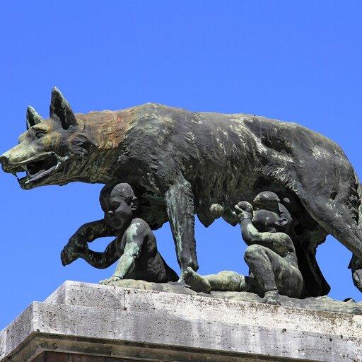 Kultura imity – powstanie Rzymu