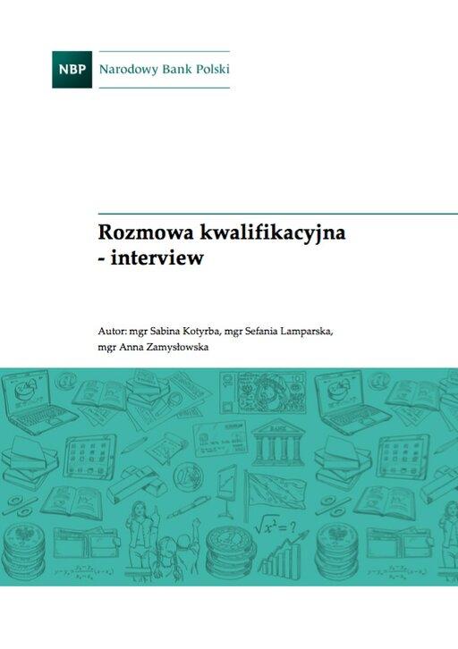 Rozmowa kwalifikacyjna - interview
