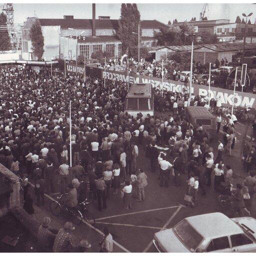 Sierpień '80 iwprowadzenie stanu wojennego