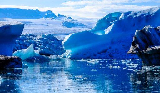 Zjawisko cielenia się lodowca