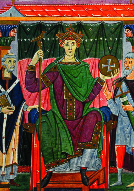 Mieszko I- król pogan, książę chrześcijan