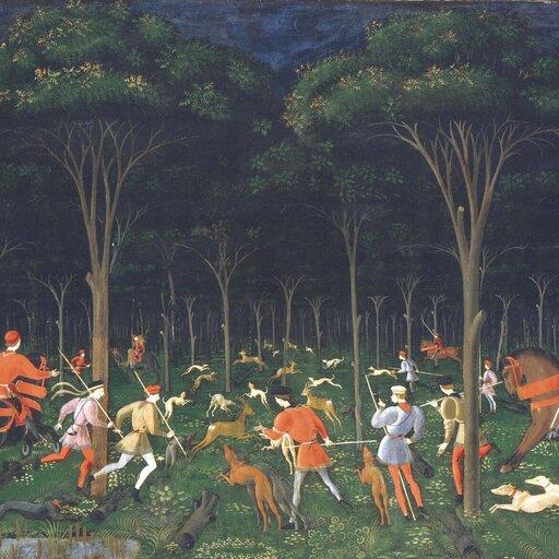 Quattrocento wmalarstwie włoskim - wokół perspektywy Paola Uccella