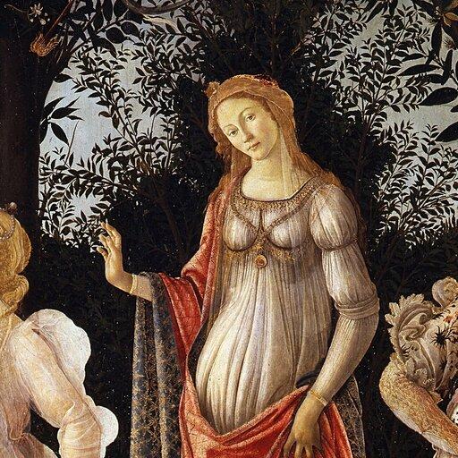 Quattrocento wmalarstwie włoskim – dekoracyjny Botticelli