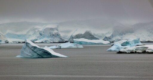 Wpływ zmian klimatycznych na zasięg pokrywy lodowej na Ziemi