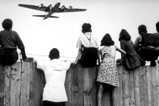 Ikryzys berliński (1948–1949) ipowstanie NATO