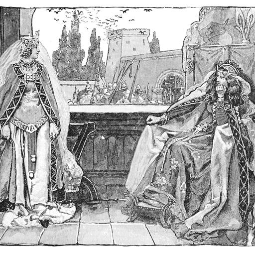 Średniowieczne eposy orycerzach – <em>Pieśń oRolandzie</em> i<em>Pieśń oNibelungach</em>