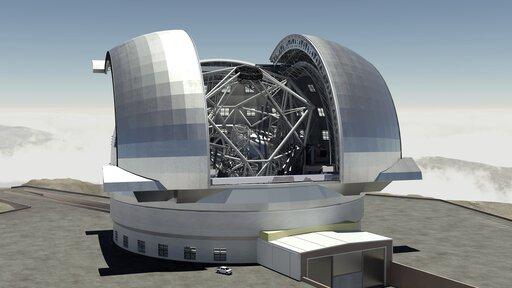 0360 ELT - Ekstremalnie Wielki Teleskop (Extremely Large Telescope)
