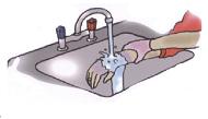 Oparzenie termiczne - pierwsza pomoc