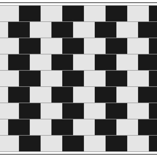 Wrażenie ruchu iprzestrzeni wrealizacjach Victora Vasarely'ego iop-artu