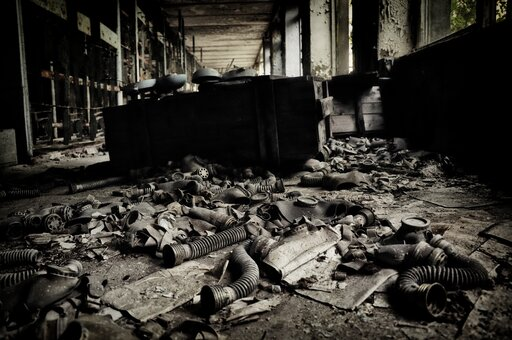 Awaria elektrowni wCzarnobylu
