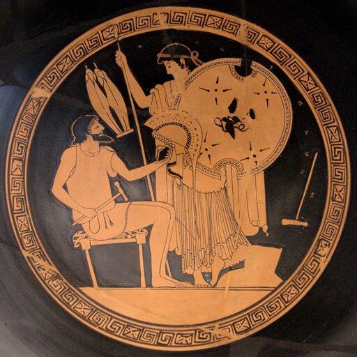 Hefajstos – czy pracowitość wystarczy, jeśli brakuje urody?