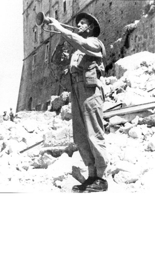 Niedźwiedź Wojtek ipies Szarik na frontach II Wojny Światowej