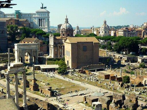 """Jak rządzić """"światem""""? System prowincjonalny republiki rzymskiej"""