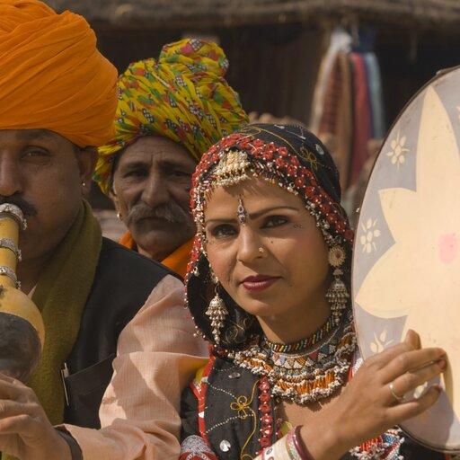 Muzyka Starożytnych Indii