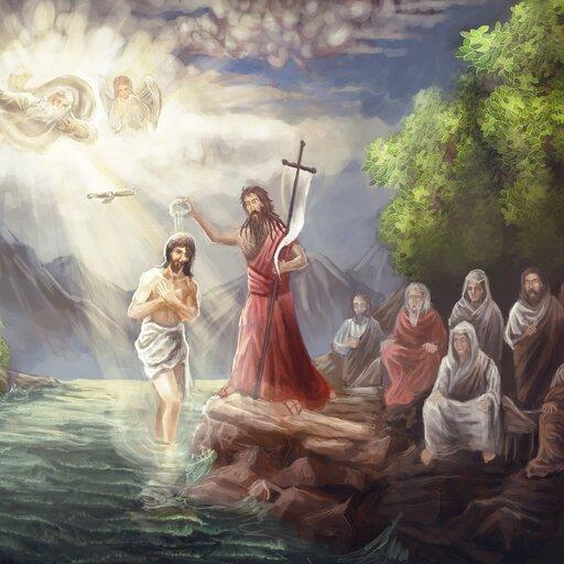 Biblia, część II
