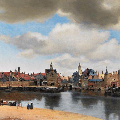 Mali mistrzowie – Twórczość Jana Vermeera van Delft