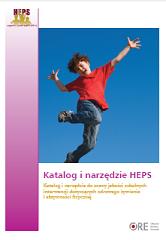 Katalog inarzędzie HEPS - do oceny jakości szkolnych interwencji dotyczących zdrowego żywienia iaktywności fizycznej