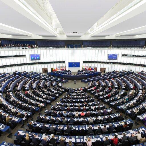 Działania Parlamentu Europejskiego ieuroposłów