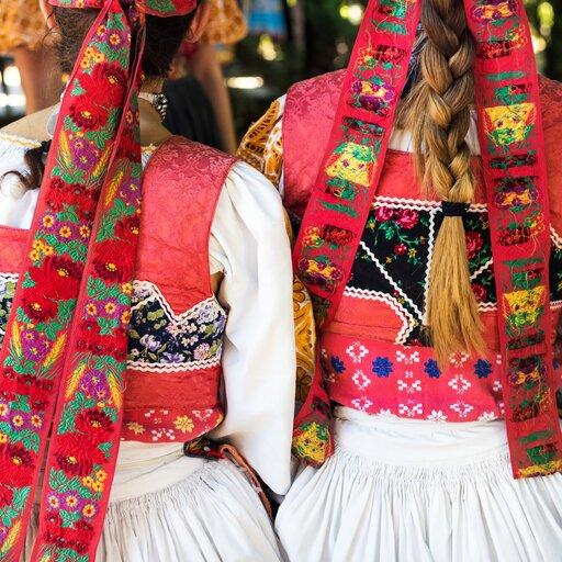 Tańce regionalne – cz. 1