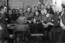 Powstanie Warszawskie - żołnierskie życie (6)