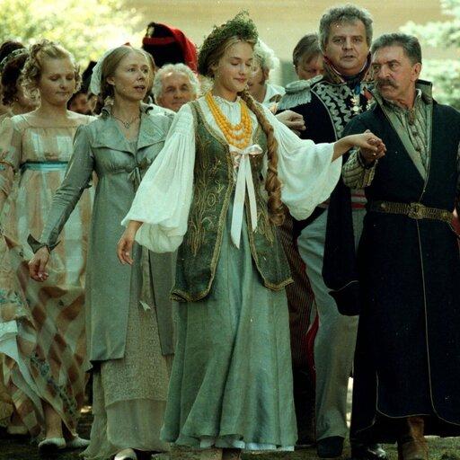 Polskie tańce narodowe - polonez