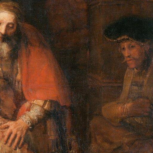 Upadek artysty – Rembrandt van Rijn