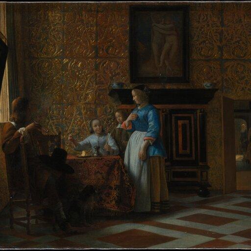 Śladami Vermeera – życie Holandii wartystycznym ujęciu Pietera de Hoocha