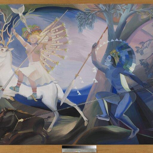 Zofia Stryjeńska – zapomniana artystka