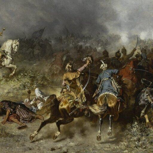 Tematyka historyczno-obyczajowa obrazów Józefa Brandta