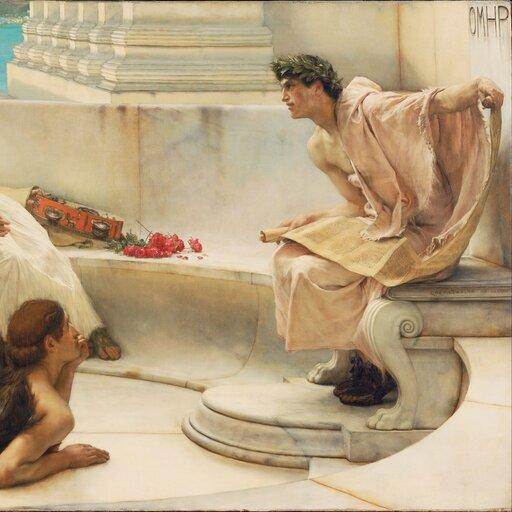 Mitologiczny świat bogów, herosów iludzi