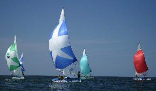 Regaty jachtów klasy Omega